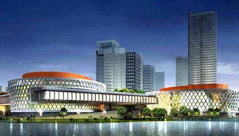 宁波商贸中心