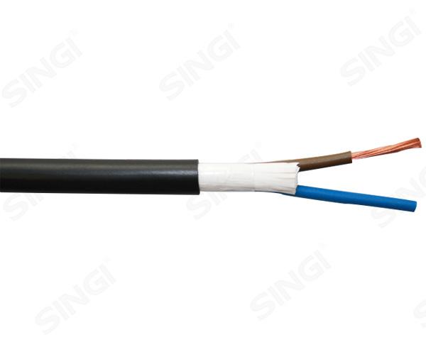 RVV型铜导体聚氯乙烯绝缘聚氯乙烯护套软电线