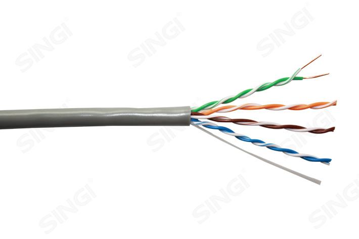 超五类4对非屏蔽网络线 UTP型
