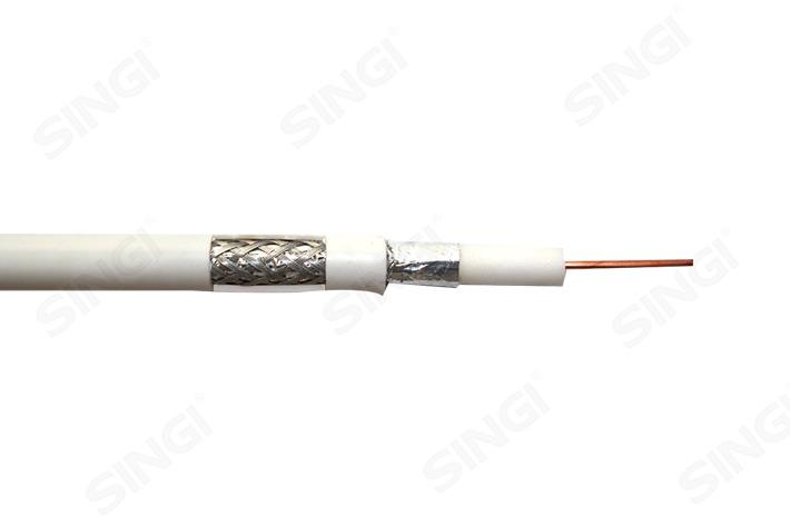 SYWV-75系列物理发泡屏蔽有线电视同轴电缆
