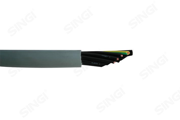 电气安装用非屏蔽线缆