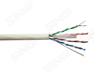 超六类4对非屏蔽低烟无卤网络线 UTP型