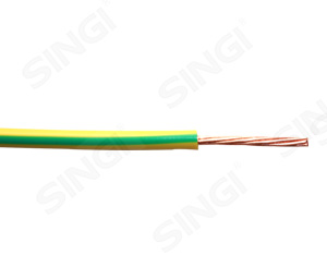 BVR型铜导体单芯无护套聚氯乙烯绝缘软电线