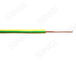 BV型铜导体单芯无护套聚氯乙烯绝缘硬电线