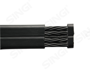 梅花型扁平线缆(电梯随行控制线缆)
